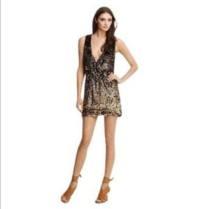 "Black Gold ""Rannon"" Night Out Dress Size: (M)"